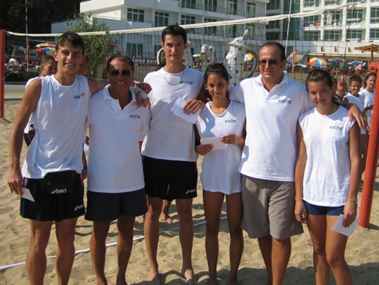 IV традиционен турнир по плажен волейбол за наградите на АКТИВ