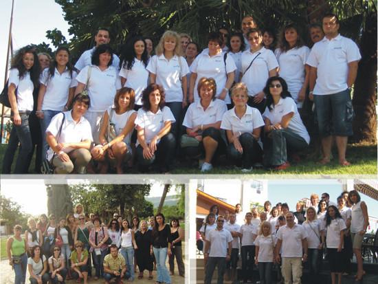 Вътрешнофирмен семинар на АКТИВ в гр. Кемер, Турция - съчетаване на полезното с приятното