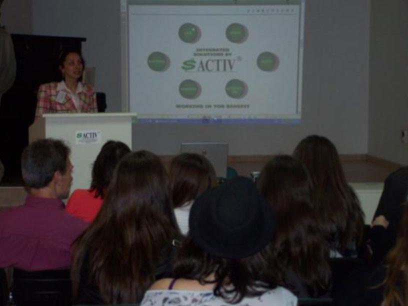 АКТИВ - домакин на Международен ученически проект