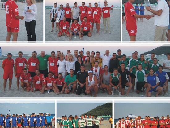I турнир ACTIV BEACH SOCCER CUP'2010