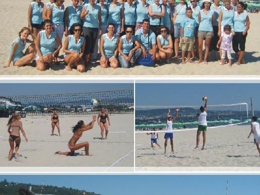 VI традиционен турнир по волейбол ACTIV CUP